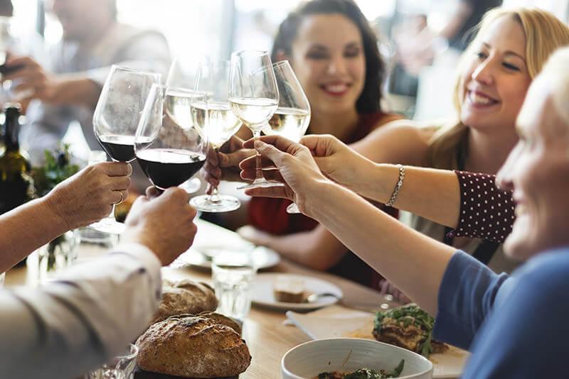 Familienfeiern in Stefan's Restaurant