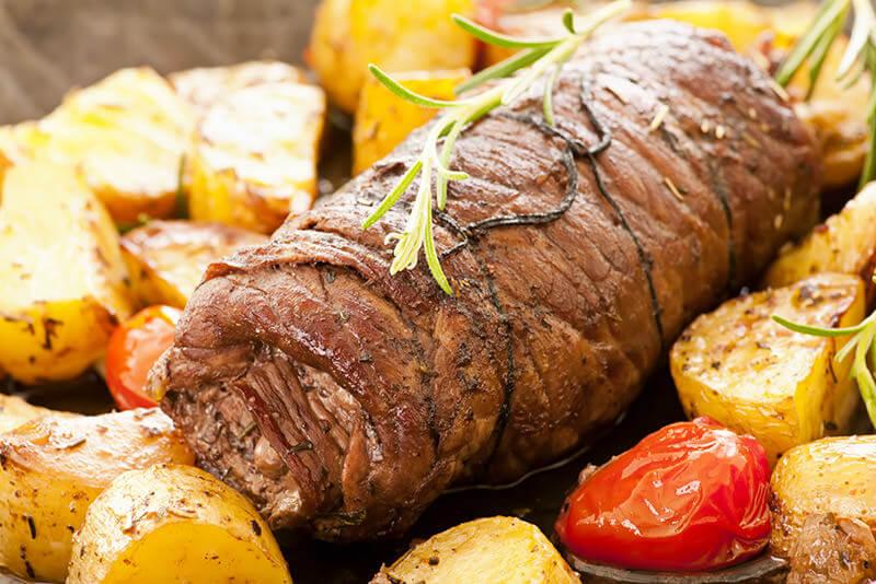 Thumbnail für die Speisekarte in Stefan's Restaurant